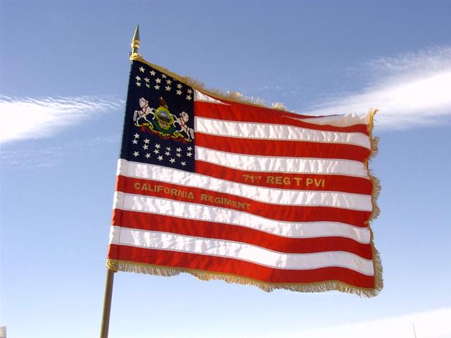 71st Flag